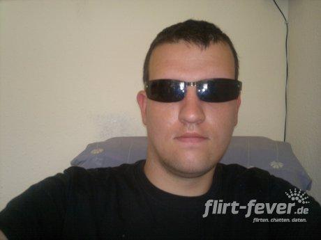 flirten berühren)